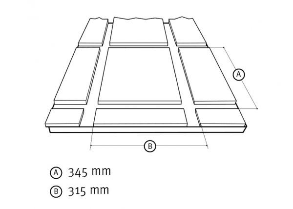 Isolamento termico sottotegola per tetti ventilati - Tetto a falde inclinate ...